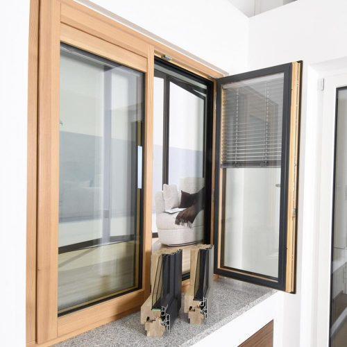 Holz-Aluminium-Fenster-SBB