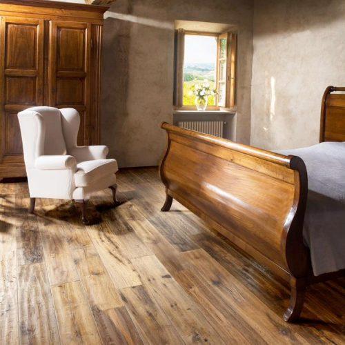 PArkett-Schlafzimmer