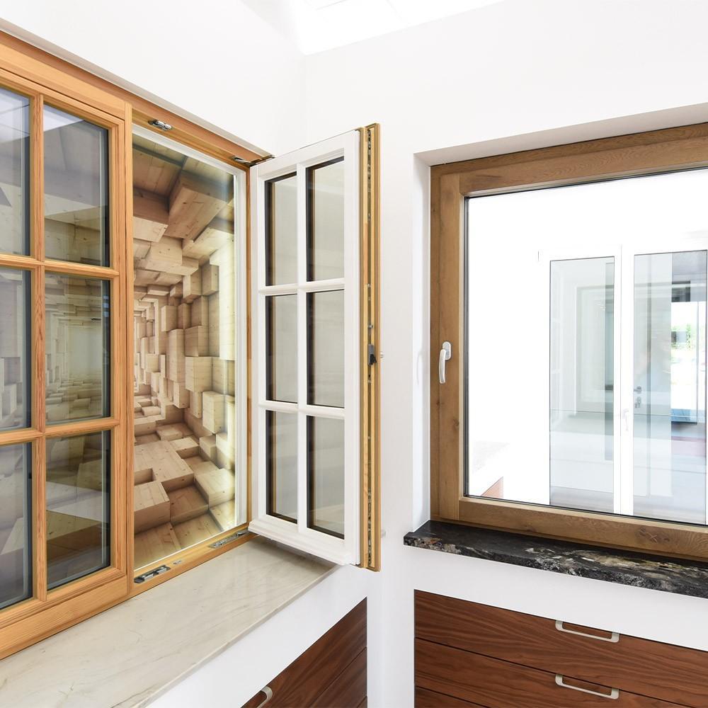 Holzfenster Uebersicht