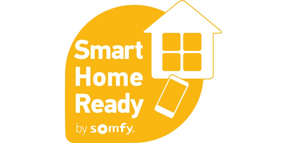 Smart Home Ready by somfy