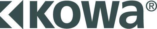 KOWA Logo blaugrau